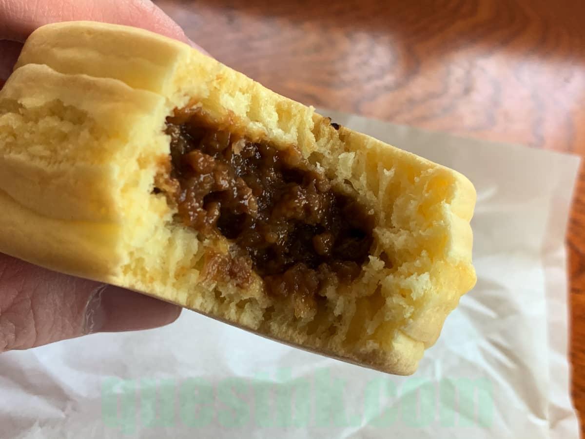 澤木屋のすんぷ焼き肉味噌味