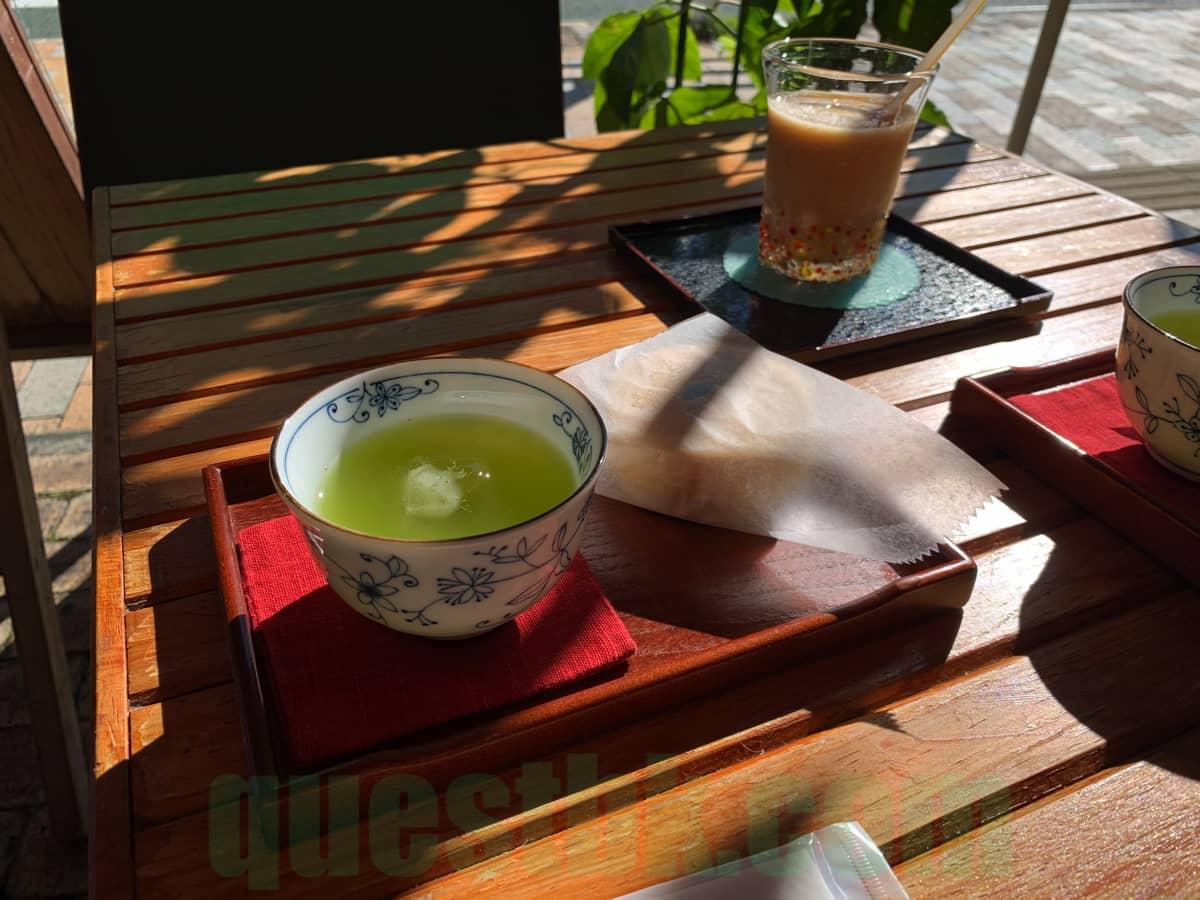澤木屋のお茶